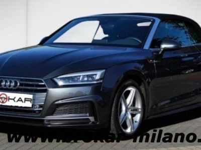 käytetty Audi A5 Cabriolet A5 Cabrio 2.0 TDI 190 CV quattro S tronic 2.0 TDI 190 CV quattro S tronic