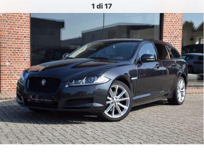 usata Jaguar XF 1ª serie (X250) - 2013