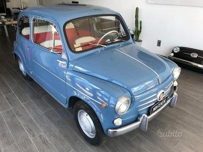 used Fiat 600D 600SPORT. CONTROVENTO LIBRET. TARGA