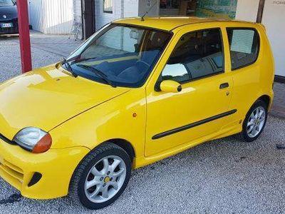 usata Fiat Seicento sporting abarth km 97000 aria cond. molto bella