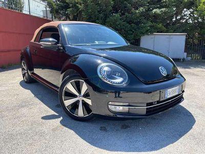 usata VW Maggiolino Cabrio 1.6 TDI DSG Design
