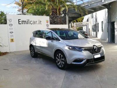 usata Renault Espace dCi 160CV EDC Energy Executive 4Control rif. 12192183