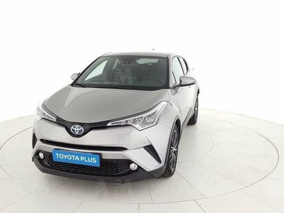 usata Toyota C-HR 1.8 Hybrid E-CVT Lounge