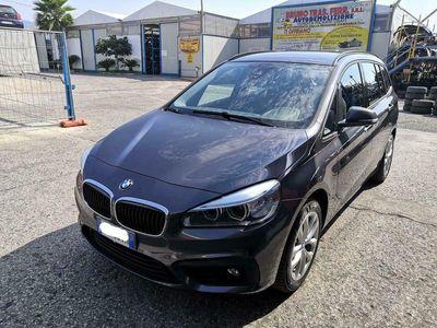 usata BMW 218 Gran Tourer Serie D 150cv Autom - 2018