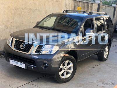 usado Nissan Pathfinder 2.5 dCi SE 7 POSTI * CAMBIO AUTOMATICO*