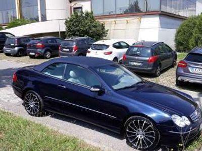 usata Mercedes CLK240 cat Cabrio Elegance