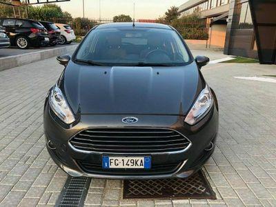 used Ford Fiesta 1.4 5p. Bz.- GPL Titanium