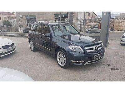 usata Mercedes GLK220 CDI 4Matic Sport