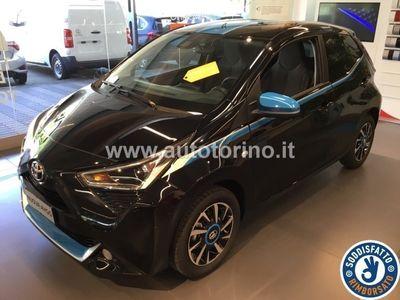 begagnad Toyota Aygo AYGO1.0B M 5P X-TREND MY18