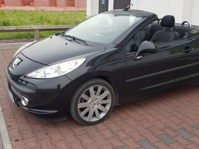 usado Peugeot 207 CC 1.6 benzina