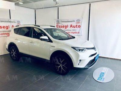 usata Toyota RAV4 Hybrid 2WD Style del 2016 usata a Albano Vercellese