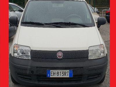 käytetty Fiat Panda 1.2 Van Active 2 posti - 2011