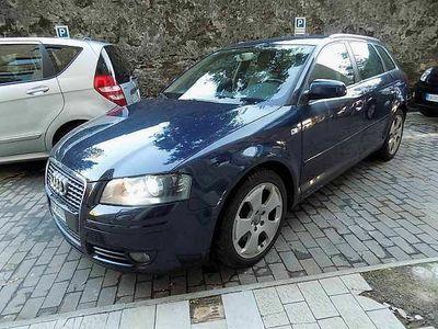 usata Audi A3 SPB 2.0 TDI 170 CV F.AP. S tronic Ambition