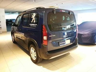 second-hand Peugeot Rifter BlueHDI 130 S&S Allure Standard - VEICOLO DIMOSTRA