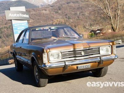 brugt Ford Taunus 1600 4p. ghia benzina