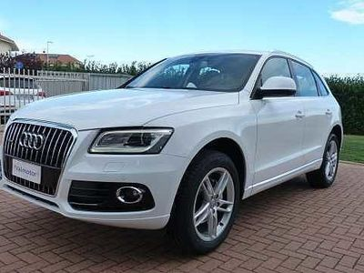 usata Audi Q5 2.0 TDI 150 CV quattro Advanced Plus
