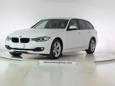 used BMW 320 d xDrive Touring Business aut.