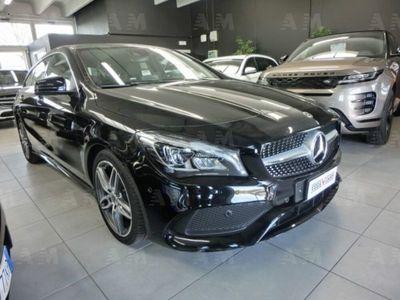 usata Mercedes CLA220 Shooting Brake d 4Matic Automatic Premium usato