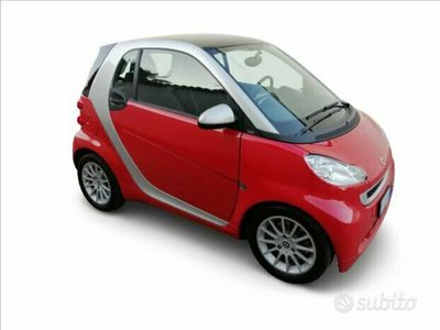 usata Smart ForTwo Coupé 1.0 MHD Passion