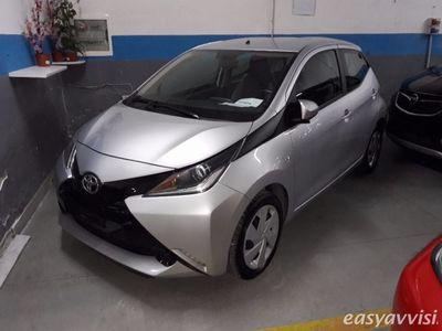 usata Toyota Aygo 1.0 cv69 benzina