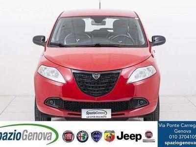 usata Lancia Ypsilon III 2011 0.9 t.air Elefantino ecochic metano 80cv