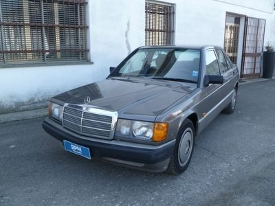 second-hand Mercedes 190 1.8 E cat ABS, UNIPROPRIETARIO REALE !!!