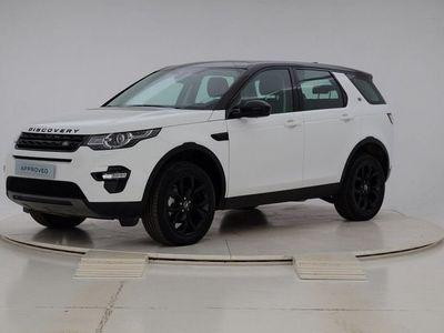 begagnad Land Rover Discovery Sport 2.0 TD4 150 CV SE