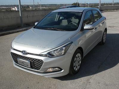 usata Hyundai i20 2ª serie - 2016