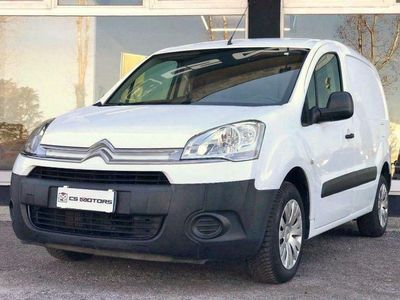 usata Citroën Berlingo 1.6 HDi 75CV 3p. 18 First Van