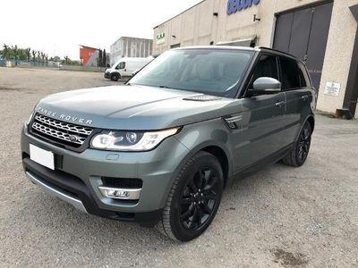 brugt Land Rover Range Rover Sport Bicolor Automatica Tetto Pelle Navi Garanzia Full