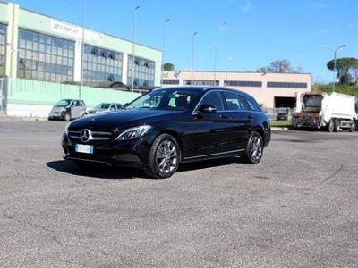 used Mercedes C200 C 200 d S.W. Auto Executived S.W. Auto Executive