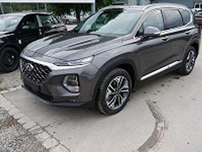 usata Hyundai Santa Fe Fe 2.2 Crdi Dpf 4wd Premium * Automatic * Leder * Panorama-sd * Navi * Head-up Display