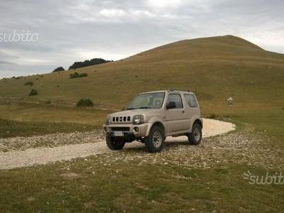 second-hand Suzuki Jimny - 2003