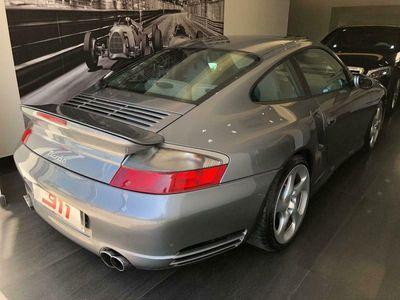 usata Porsche 996 Turbo 3.6 coupè manuale km tagliandati