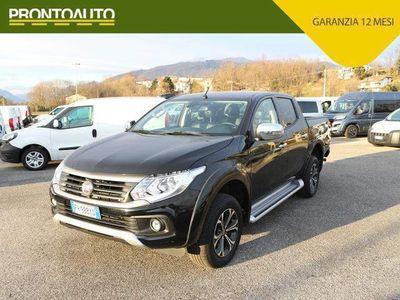 usata Fiat Fullback 2.4 180CV Doppia Cabina aut. LX PLATINUM