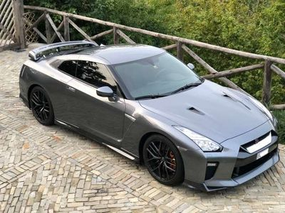 usata Nissan GT-R Black Edition