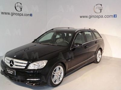 usata Mercedes 250 Classe C Station WagonCDI 4M. BlueEFF. Avantg. AMG del 2011 usata a Cuneo
