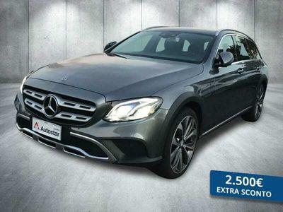 usata Mercedes 220 CLASSE E ALL-TERRAIN E SW All-Terraind Premium Plus 4matic auto
