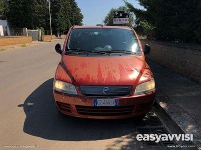 brugt Fiat Multipla Gasolio