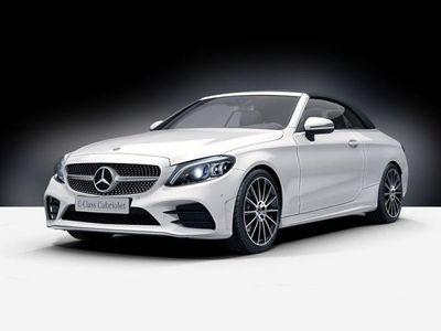 usata Mercedes 220 Classe C C4Matic Cabrio Premium