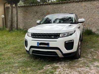 usata Land Rover Range Rover evoque 2.2 eD4 Coupé Black