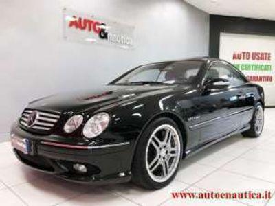 usata Mercedes CL65 AMG cat AMG usato