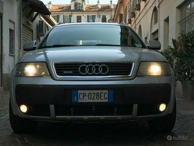usata Audi A6 Allroad 2.5 V6 TDI Quattro 180cv