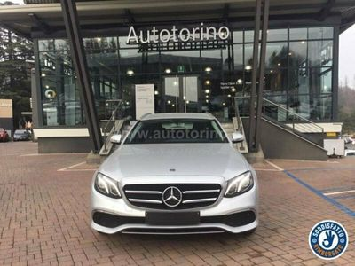 usata Mercedes E220 Classe EAuto 4MATIC SW BUSINESS SPORT