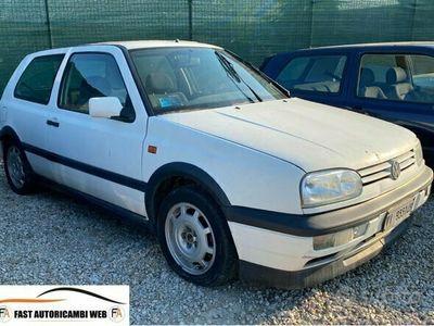usata VW Golf III 2.0 GTI 8v 3P 1993