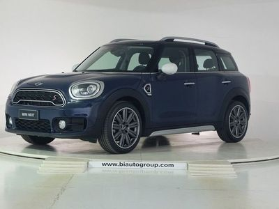 brugt Mini Cooper SD Countryman 2.0