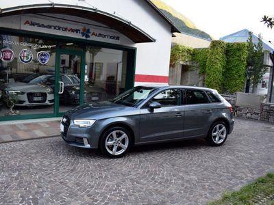 usata Audi A3 SPB 1.6TDI 116cv S-Tronic Sport