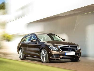 usata Mercedes C200 Classe C (W/S205)d S.W. Automatic Business