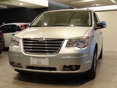 usata Chrysler Grand Voyager 2.8 CRD Automatic DPF Limited Nav+Camera+Xenon+BTH