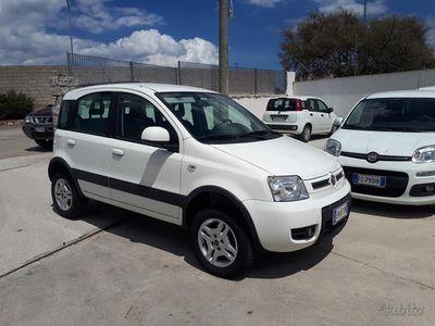 käytetty Fiat Panda 4x4 1.3 MTJ CLIMBING - 2012